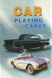 11447 Car Playing Cards Box