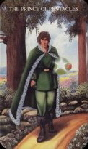 09717 Witches Tarot Prince of Pentacles