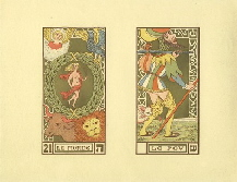 13264 Tarot Oswald Wirth Planches 11